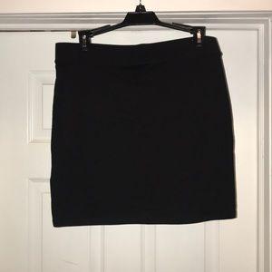 H&M Black Skirt